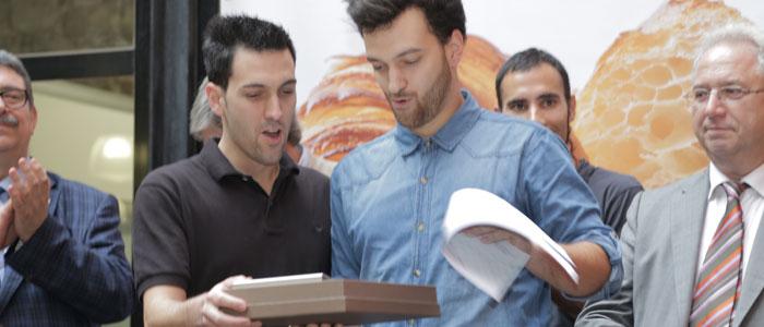 Lluís Costa, mejor Croissant de Mantequilla de España 2015