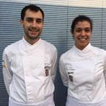 Alicia Lammersdorf y Marc Balaguer