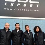 equipo español Mondial des Arts Sucrés