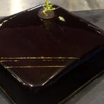 La tarta de chocolate de Colombia