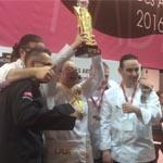 Italia, de la mano de Sara Accorroni (Cast Alimenti) y Luigi Bruno d'Angelis, consigue la victoria