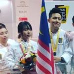 Malasia sorprende con una merecida segunda plaza