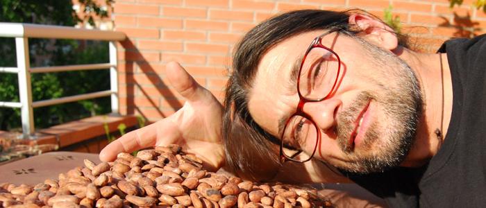 Xavier Palau de Pangea Chocolate