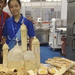 El trabajo de la española Hong ye en el China World Skills