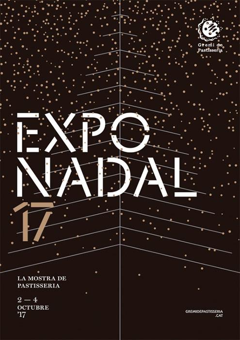 Cartel de Exponadal 2017