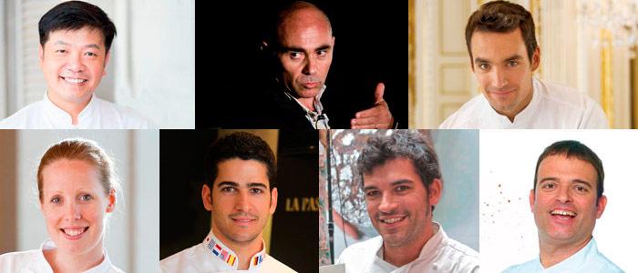 chefs Exponadal 2017