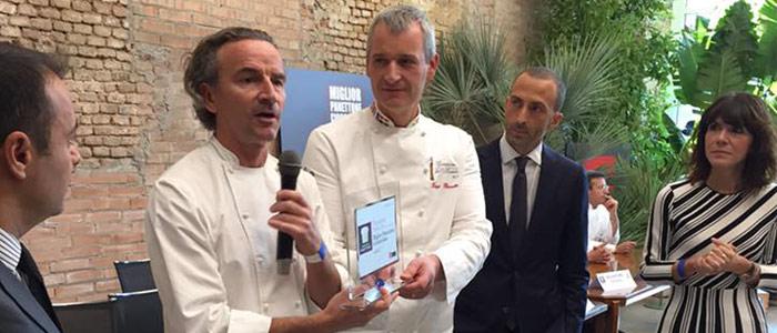 Yann Duytsche gana Miglior Panettone al Cioccolato 2017