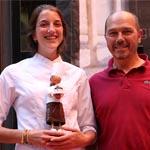 Xènia Catot merece el premio a Mejor Alumno de Segundo