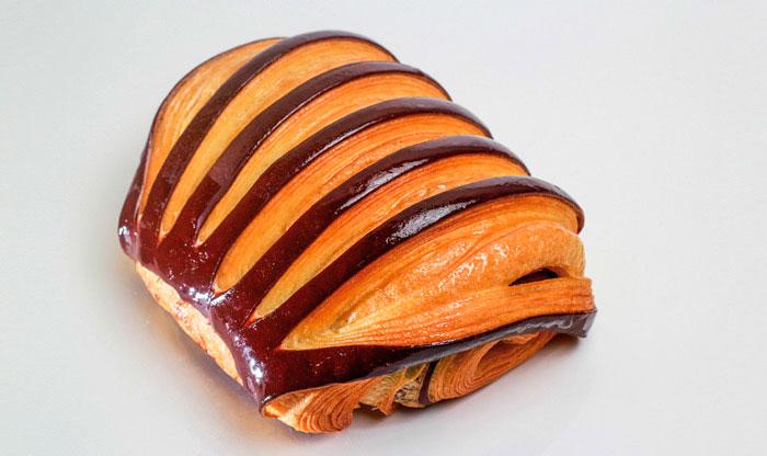napolitanas de chocolate de Chevallier