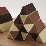 pirámide triangular Rafa Delgado