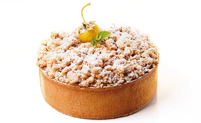 apple pie cake de Hans Ovando