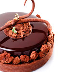brownie chocolate de Hans Ovando