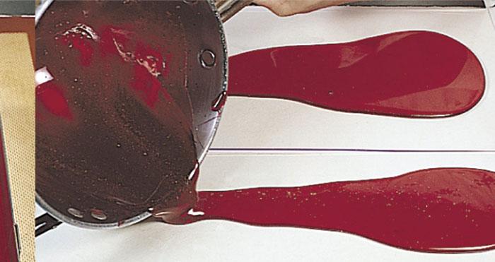 azúcar colado de Paco Torreblanca