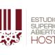 Logo de ESAH. Estudios Superiores Abiertos de Hostelería