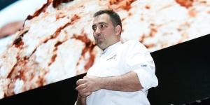 Imagen de La pastelería vuelve a desfilar por Madrid Fusión