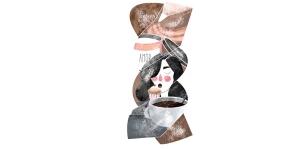 """Imagen de """"Entrezada"""" gana el V Certamen de Ilustración Dulce de Tolosana"""