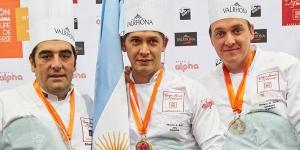 Imagen de Argentina gana la Copa Maya