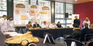 Imagen de Los panaderos de PanSano presentan 'Pan vasco-gure ogi onena'