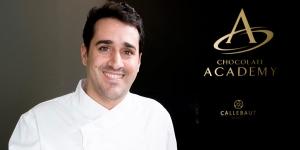 Imagen de Abel Bravo, nuevo embajador de Callebaut