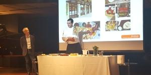 Imagen de La cocina lírica llega a la Pedrera gracias a Jaume Biarnés