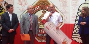 Imagen de Josep Maria Guasch gana la Mejor Especialidad Pastelera con Anís del Mono