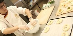 Imagen de Los pretzels y la panadería alemana desembarcan en la EPGB
