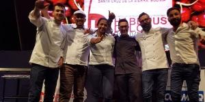 Imagen de La buena pastelería pisa fuerte en Bolivia