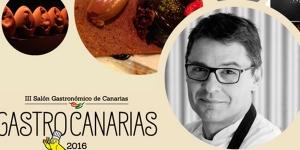 Imagen de Clases de pastelería de Oriol Balaguer en GastroCanarias 2016
