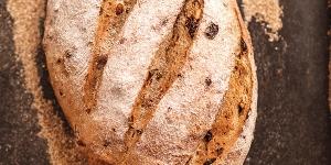 Imagen de Pan de centeno y frutos secos de Luciano García