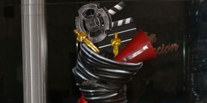 Imagen de Una Saray Ruiz de cine