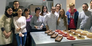 Imagen de Curso de iniciación a la pastelería en la Escuela del gremio de Valencia