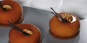 Imagen de Banarachide. Mousse de cacahuete y crema de plátano de Diego Crosara