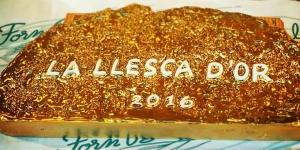 Imagen de Josep Baltà, Llesca d'Or al Panadero de 2016 de Barcelona