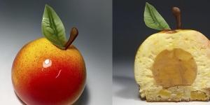 Imagen de Tiempo de frutas, pastelería de intensidad refrescante