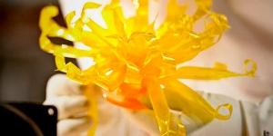 Imagen de Flores de caramelo y compromiso con el medio ambiente en la Coupe du Monde de la Pâtisserie 2017