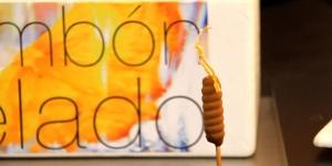 Imagen de La gota de chocolate helado de Miquel Guarro