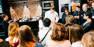 Imagen de 115.000 personas visitan el Salon du Chocolat 2017
