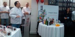 Imagen de Las propuestas navideñas de Granada Origen fomentan el consumo de productos de la ciudad andaluza