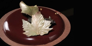 Imagen de Marquesa de chocolate sobre sablé de Jacob y Paco Torreblanca