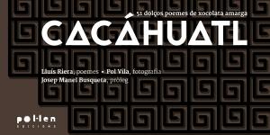 """Imagen de El pastelero Lluís Riera fusiona poesía y chocolate en el libro """"Cacáhuatl"""""""