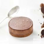 Traiteur de Paris presenta un cheesecake de chocol