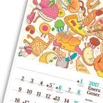 Brosmind firma el Calendario Ylla 2017