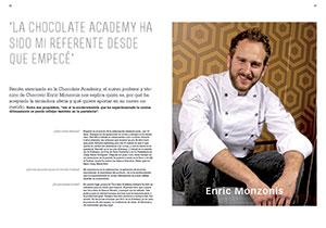 """""""La Chocolate Academy ha sido mi referente desde que empecé"""""""
