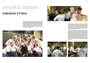 La fiesta del chocolate