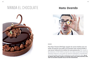 Manda el chocolate