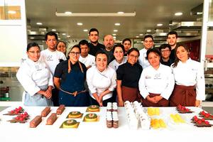 Mariana García en la edición anterior del Máster de Chocolate México