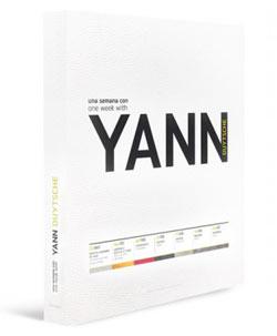 portada libro Una Semana con Yann Duytsche