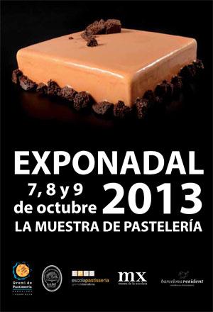 cartel de Exponadal 2013