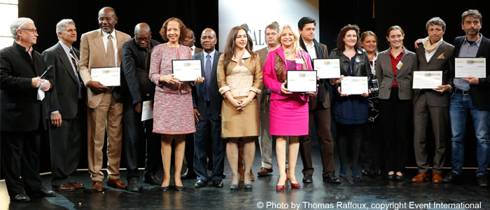 premiados con el International Cocoa Awards 2013