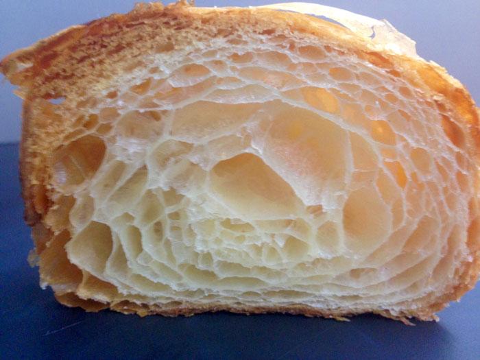 El croissant de Oriol Balaguer, ganador de la edición 2014